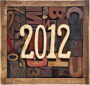 Neujahrskarte 2012