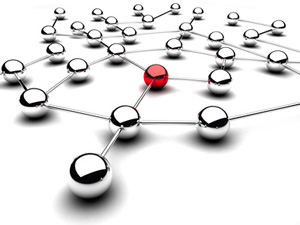 Modell Atomstruktur