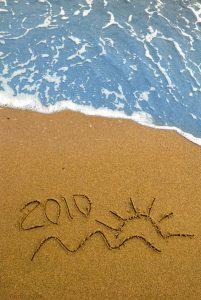 Neujahrskarte 2010