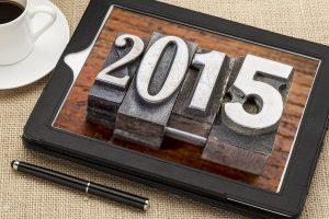 Neujahrskarte 2015