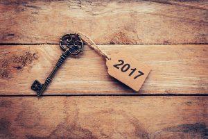 Neujahrkarte 2017